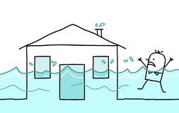 Risques li s la vente d 39 une maison en zone inondable for Assurer une maison en zone inondable