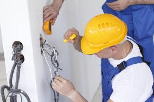 Installation électrique, obligations du bailleur