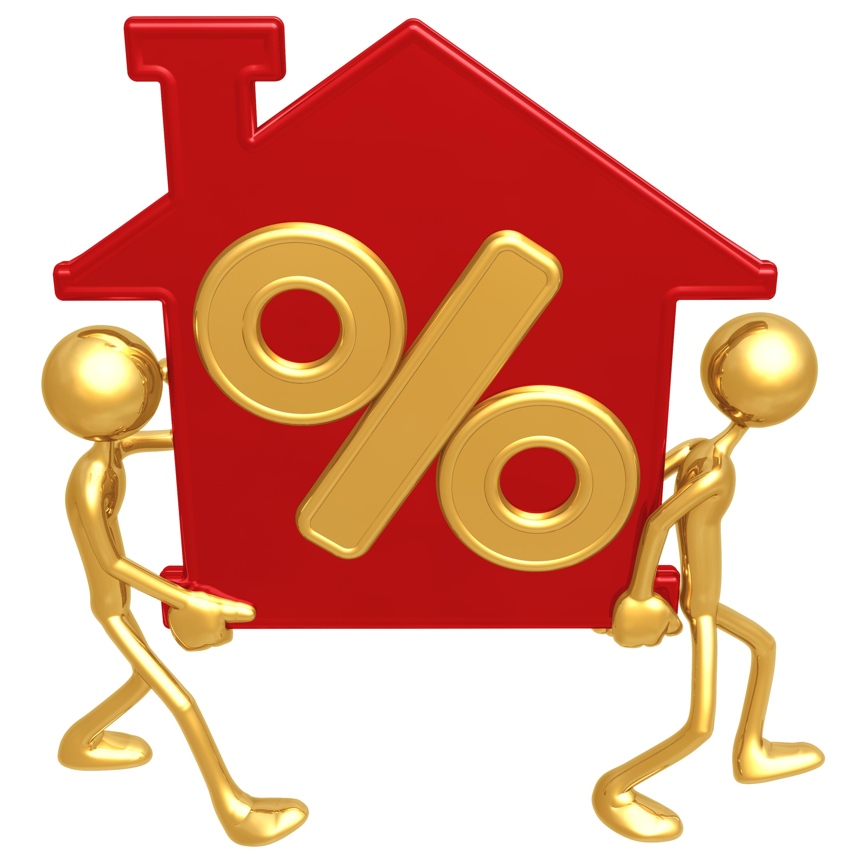 Les taux de crédit progressent un peu moins vite