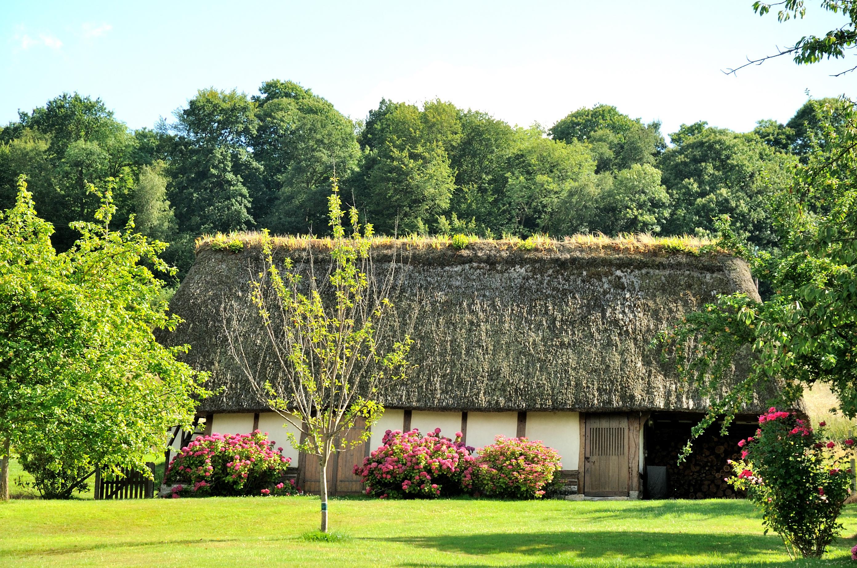 Maison Normande – Chaumiere