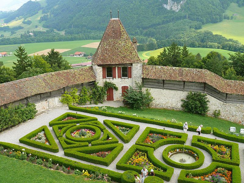 Comment Faire Son Propre Jardin A La Francaise
