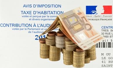 taxe d'habitation impôt