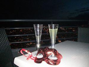 masque et verres