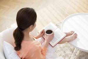 Café lecture détente