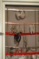 Porte-bijoux cadre