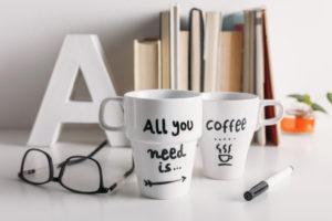 Mug personnalisé DIY