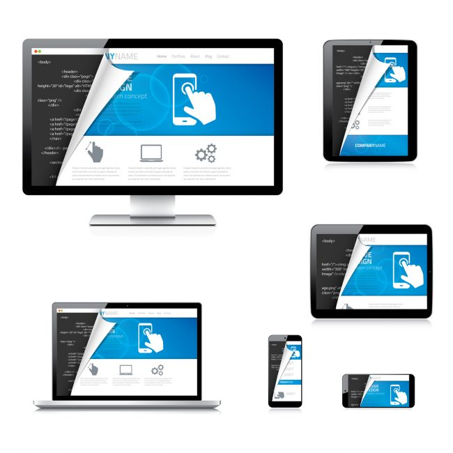 site internet responsive design-immobilier