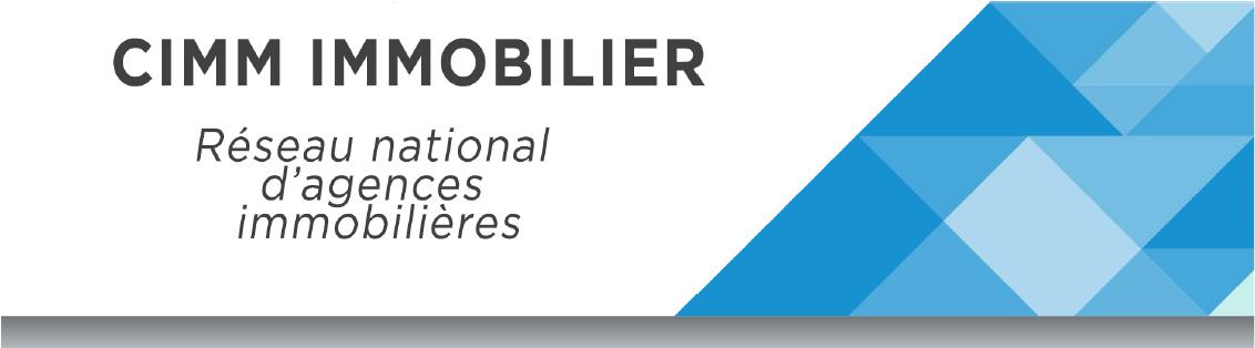 Cimm immobilier réseau national d'agence immobilières