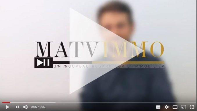 Web Tv : ma TV Immo