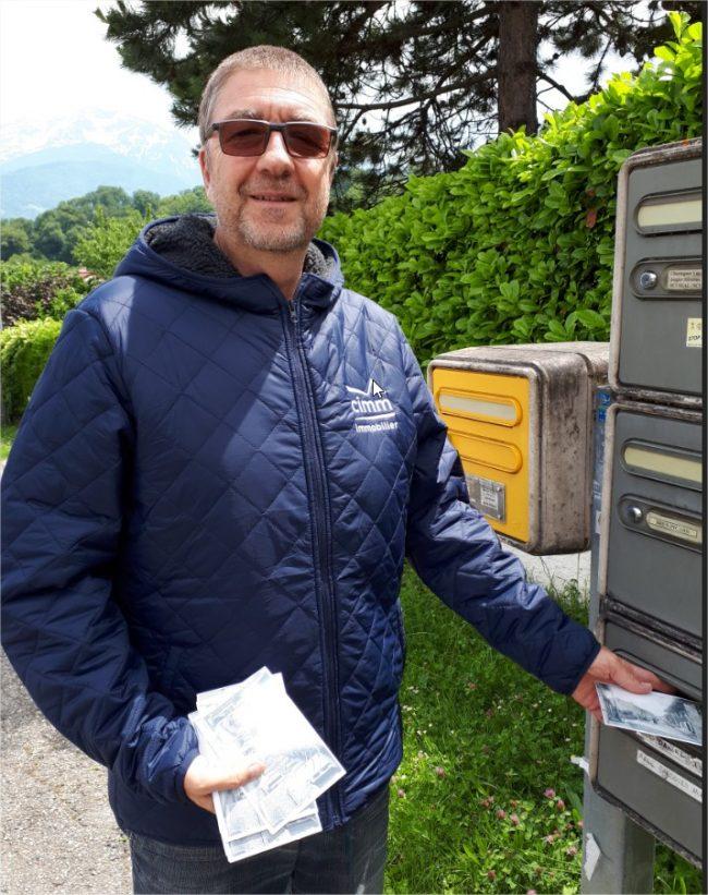 Agent immobilier à Bernin - Isère