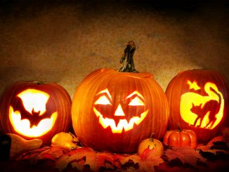 Halloween décoration