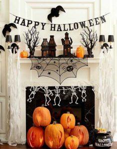 Halloween citrouille décoration
