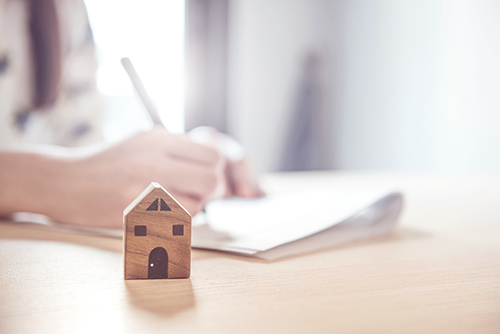 profession immobilière bail