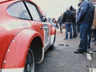 TV rallye reportage voiture ancienne auto