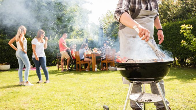 barbecue voisinage juridique
