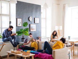 logement étudiant, déménagement, colocation, CROUS, université, études