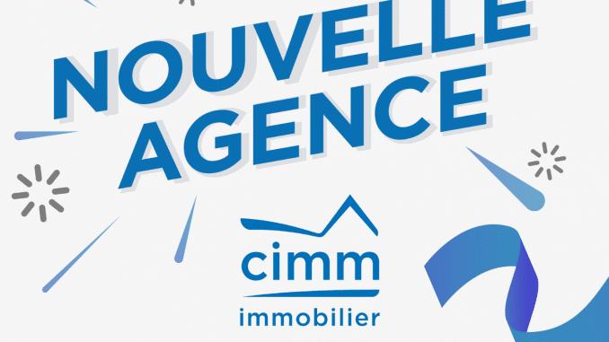 Ouverture nouvelle agence Cimm Immobilier Denée